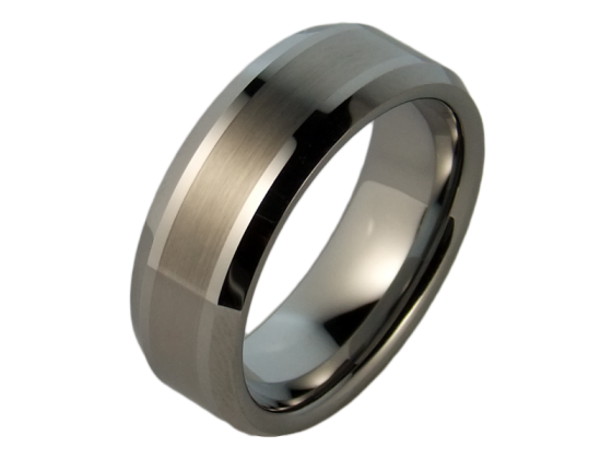 Modell Susannah - 1 Ring aus Wolfram