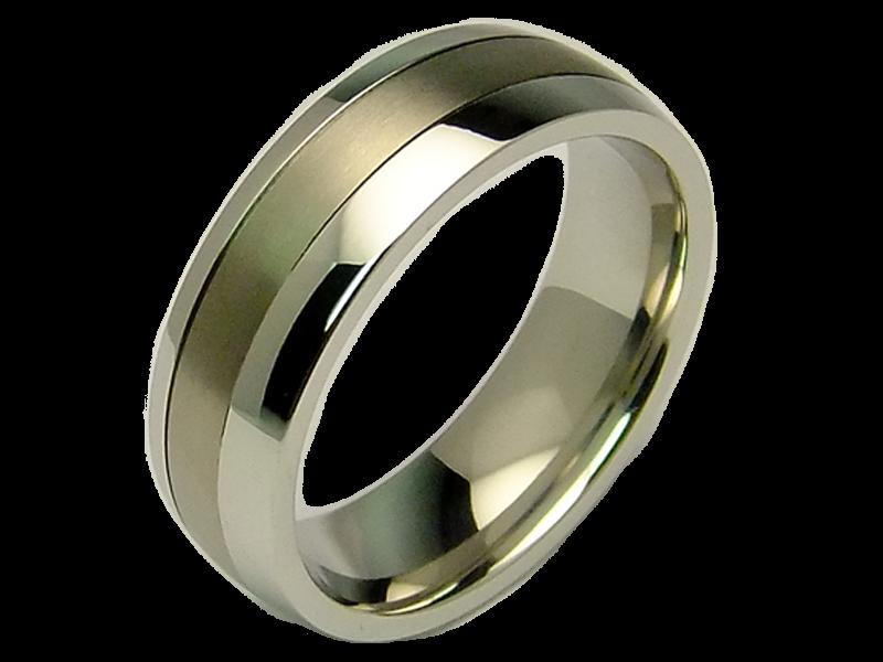 2 ringe aus edelstahl titan hochzeitsringe. Black Bedroom Furniture Sets. Home Design Ideas