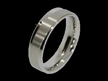 Modell Marika - 1 Ring aus Edelstahl