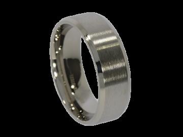 Modell Fiete - 1 Ring aus Edelstahl