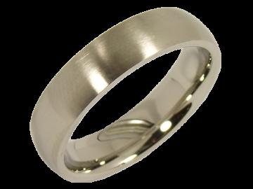 Modell Greethe - 1 Ring aus Edelstahl