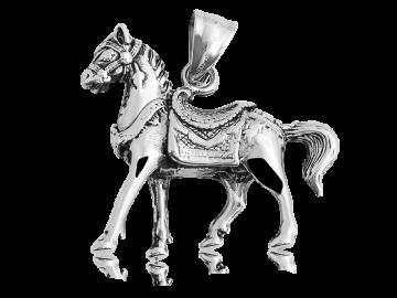 Anhänger Pferd