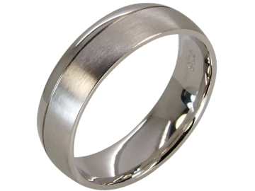 Modell Anthony - 1 Ring aus Silber