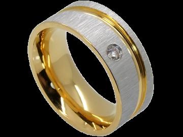 Modell Kathryn - 1 Ring aus Edelstahl