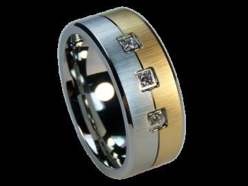 Modell Orion - 1 Ring aus Edelstahl