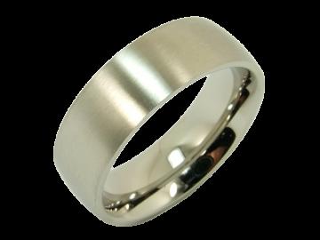 Modell Enrique - 1 Ring aus Edelstahl