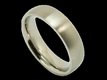 Modell Josephine - 1 Ring aus Edelstahl