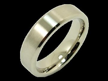 Modell Patrick - 1 Ring aus Edelstahl
