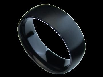 Modell Lucretia - 1 Ring aus Edelstahl