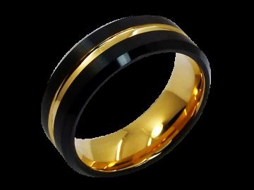 Modell Shasa - 1 Ring aus Wolfram
