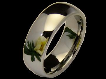 Modell Paris - 1 Ring aus Wolfram