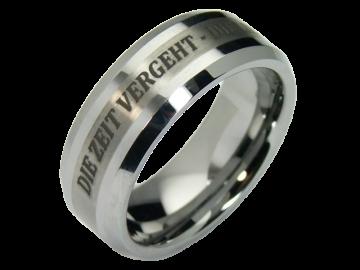 Modell Nicolette - 1 Ring aus Wolfram