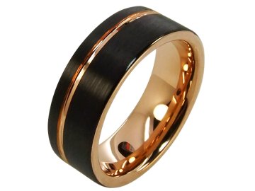Modell Grace - 1 Ring aus Wolfram
