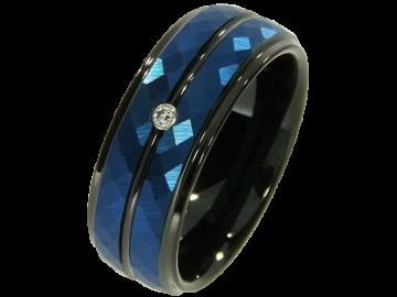 Modell Lorenzo - 1 Ring aus Wolfram