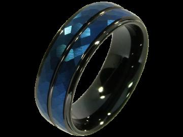 Model Lorenzo - 1 tungsten ring