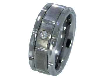 Modell Lilou - 1 Ring aus Wolfram