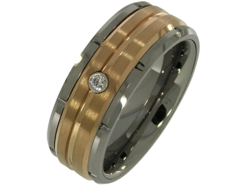 Modell Anakin - 1 Ring aus Wolfram