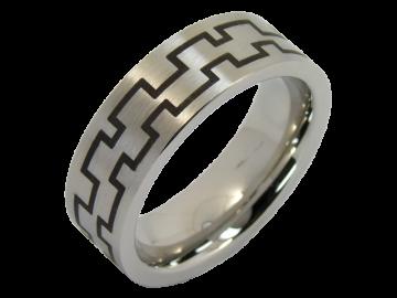 Modell Thor - 1 Ring aus Edelstahl