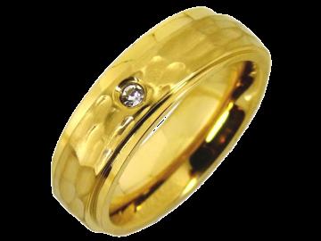 Modell Lancelot - 1 Ring aus Edelstahl