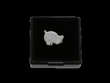Glücksbringer Glücksschwein 925er Silber