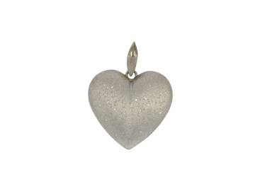 Anhänger Herz 925er Sterling-Silber