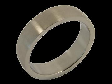 Modell Lilly / Felix - 1 Ring aus Edelstahl