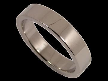 Modell Nick -  1 Ring aus Edelstahl