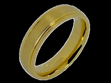 Modell Britney - 1 Ring aus Edelstahl