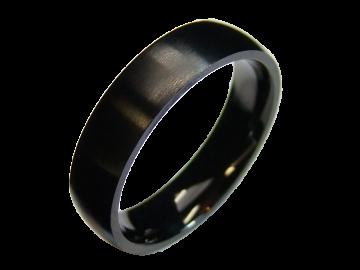 Modell Elena - 1 Ring aus Edelstahl