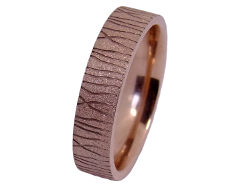 Modell Heidi - 1 Ring aus Edelstahl