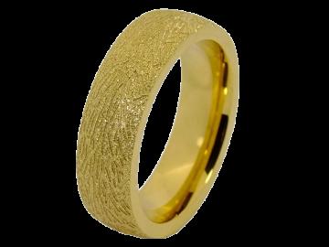 Modell Pascal - 1 Ring aus Edelstahl