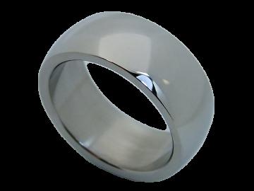 Modell Hugo - 1 Ring aus Edelstahl