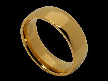 Modell Brooke - 1 Ring aus Edelstahl