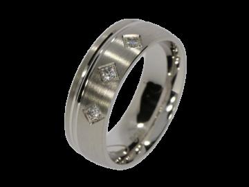 Modell Yoris - 1 Ring aus Silber