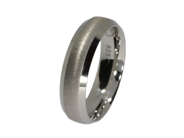 Modell Pamina - 1 Ring aus Silber