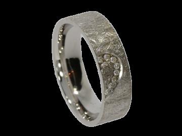Modell Elliot - 1 Ring aus Silber