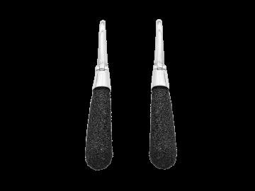 Ohrhänger Sternschnuppe aus 925er Sterling-Silber