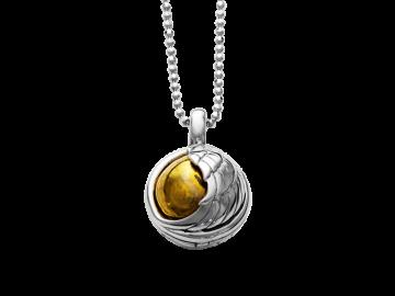Klangkugel Himmelspforte aus 925er Sterling-Silber
