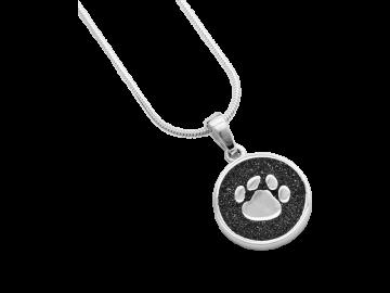 Anhänger Lucky Dog aus 925er Sterling-Silber