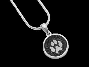 Anhänger Lucky Cat aus 925er Sterling-Silber