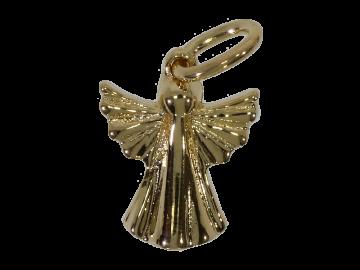 Schutzengel 925er Silber vergoldet
