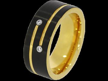 Modell Tessa - 1 Ring aus Wolfram