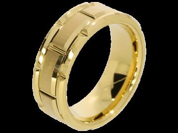 Modell Aphrodite - 1 Ring aus Wolfram