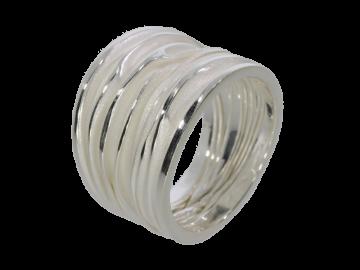 Modell Inseltraum - 1 Ring aus 925er Silber