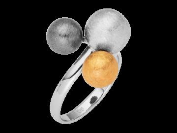 Modell Zaubernuss - 1 Ring aus 925er Silber