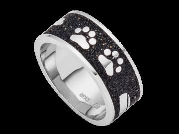 Modell Lucky Dog - 1 Bandring aus 925er Silber