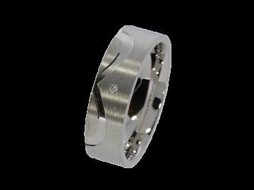 Modell Selma - 1 Ring aus Silber